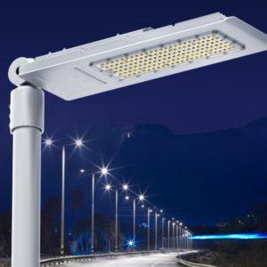 Уличные светильники со светодиодами