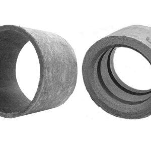Муфта а/ц для напорных труб комплект